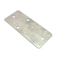 Flat Bracket 210x90 – Perforated Connector/Joint