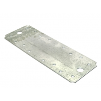 Flat Bracket 180x64 – Perforated Connector/Joint